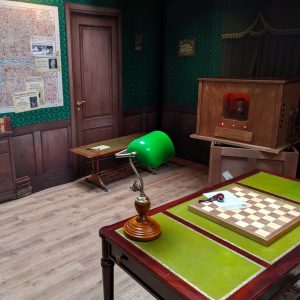 Escape Room Mobile, Hint Hunt, Bordeaux, 2016